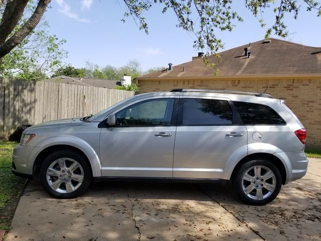Picture of 2013 Dodge Journey Crew FWD, exterior, gallery_worthy