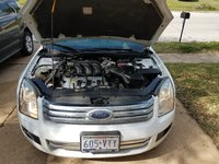 Picture of 2007 Ford Fusion SE V6, engine, gallery_worthy