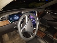 Picture of 2017 Tesla Model S 90D, interior, gallery_worthy