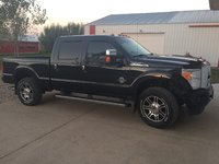 Picture of 2013 Ford F-350 Super Duty Platinum Crew Cab 4WD, exterior, gallery_worthy