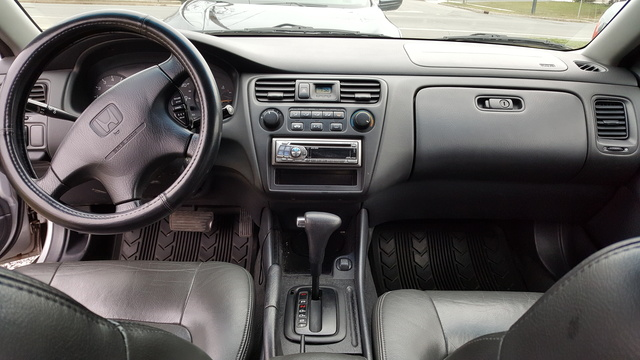 Picture Of 2000 Honda Accord Coupe LX V6, Interior, Gallery_worthy
