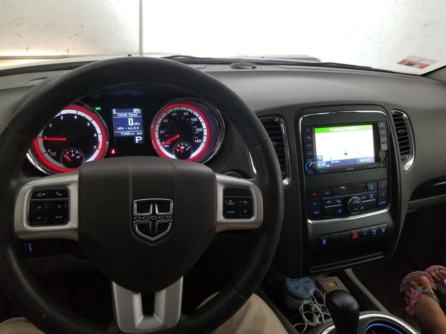 2012 Dodge Durango - Interior Pictures - CarGurus