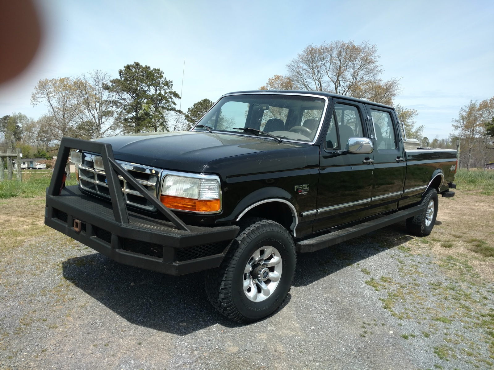 Ford F-350 Questions - Vin - CarGurus