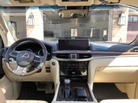 Picture of 2018 Lexus LX 570 3-Row 4WD, interior, gallery_worthy