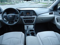 Picture Of 2015 Hyundai Sonata Eco FWD, Interior, Gallery_worthy Idea