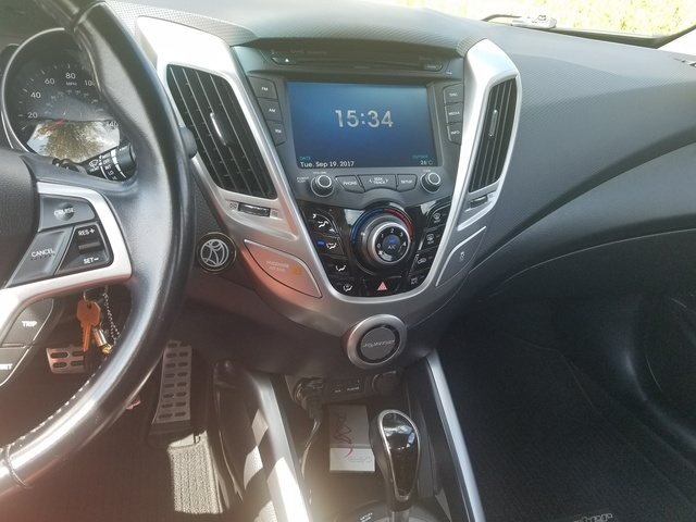 Nice Picture Of 2014 Hyundai Veloster Re:Flex, Interior, Gallery_worthy Amazing Ideas