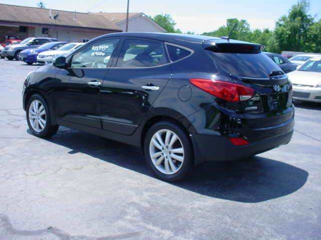 Picture of 2012 Hyundai Tucson Limited AWD