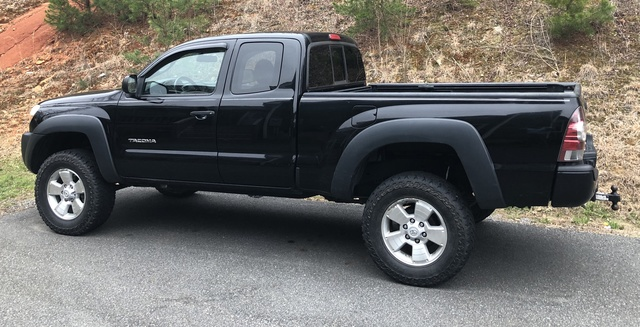 Picture of 2011 Toyota Tacoma Access Cab 4WD