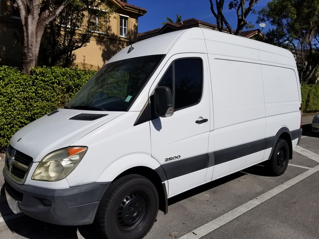 Picture of 2007 Dodge Sprinter Cargo 2500 170 WB RWD