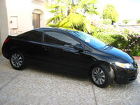 Picture of 2010 Honda Civic Coupe EX-L, exterior, gallery_worthy
