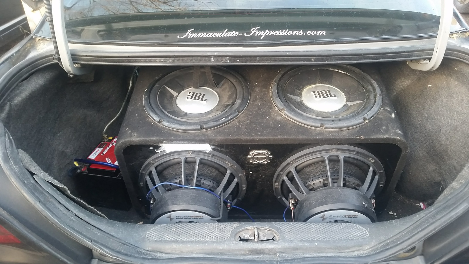 Pontiac Grand Am Questions - what is the best system and amp to put