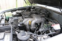 Picture of 1995 Toyota Land Cruiser 4WD, engine, gallery_worthy