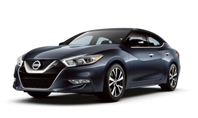 2018 Nissan Maxima, exterior, manufacturer, gallery_worthy