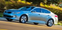 2018 Kia Optima Plug-In Hybrid, 2018 Kia Optima PHEV, exterior, manufacturer, gallery_worthy