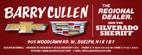 Barry Cullen Chevrolet Cadillac Ltd logo