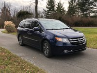 Picture of 2015 Honda Odyssey Touring Elite FWD, exterior, gallery_worthy