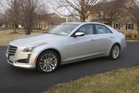 Picture of 2015 Cadillac CTS 2.0T Luxury AWD, exterior, gallery_worthy