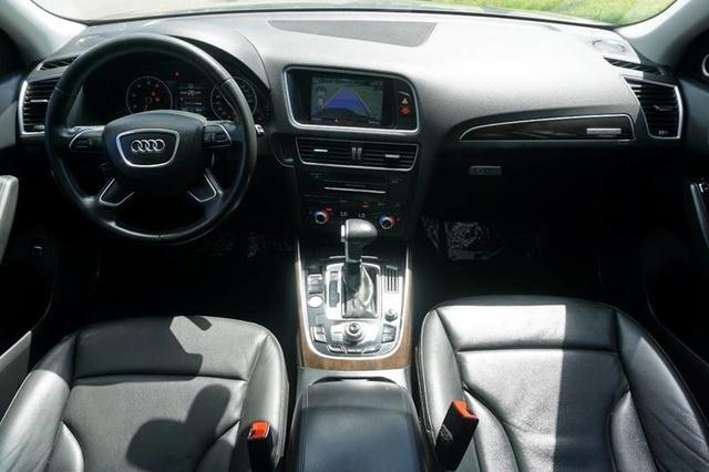 Audi Q Interior Pictures CarGurus - Audi q5 interior