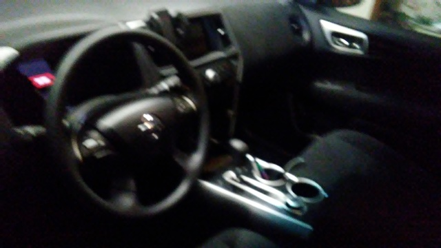 Picture of 2013 Nissan Pathfinder SL 4WD, interior, gallery_worthy
