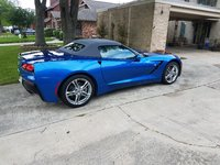 Picture of 2016 Chevrolet Corvette Stingray 2LT Convertible RWD, exterior, gallery_worthy