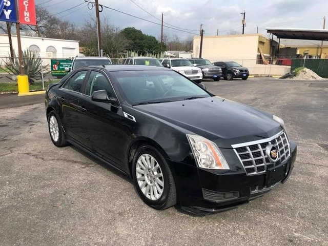 Picture of 2012 Cadillac CTS 3.6L Performance AWD