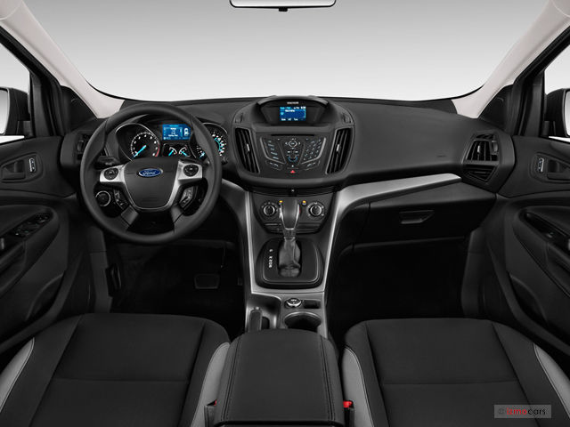 2016 Ford Escape Interior Pictures Cargurus