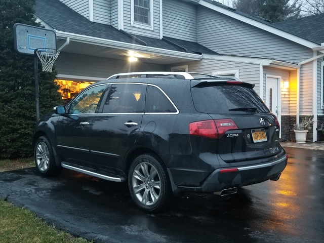 Picture of 2012 Acura MDX SH-AWD with Technology and Entertainment Package