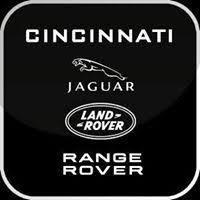 Jaguar Land Rover Cincinnati logo