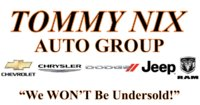 Tommy Nix Auto Group logo