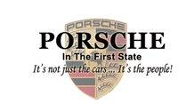 Porsche Delaware logo