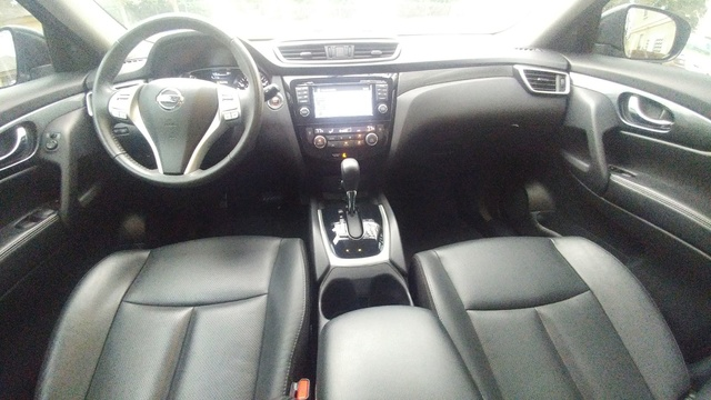 Marvelous Picture Of 2015 Nissan Rogue SL, Interior, Gallery_worthy