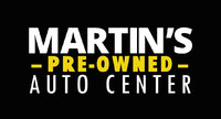 Martins Pre-owned Auto Center logo