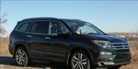 Picture of 2017 Honda Pilot EX AWD, exterior, gallery_worthy
