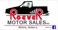 Roever Motor Sales Inc logo