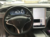 Picture of 2016 Tesla Model X 90D, interior, gallery_worthy