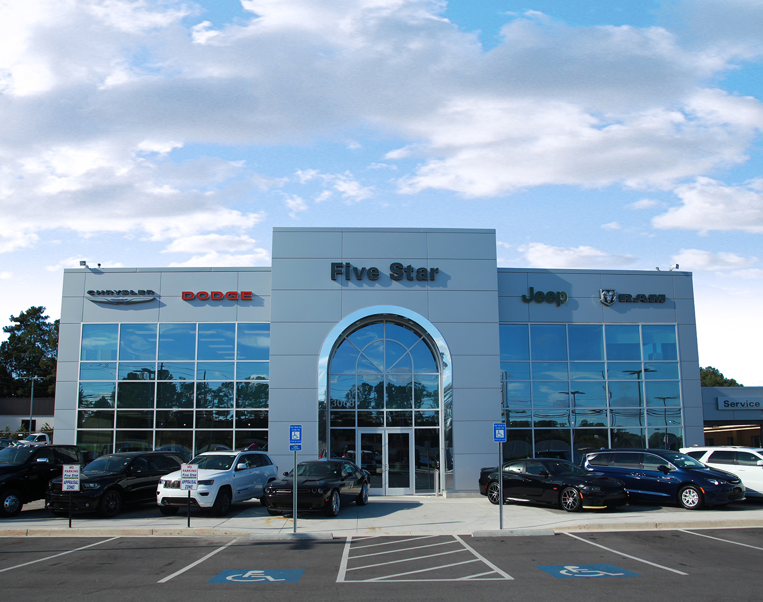 Five Star Chrysler Jeep Dodge Ram - Macon, GA: Read Consumer reviews