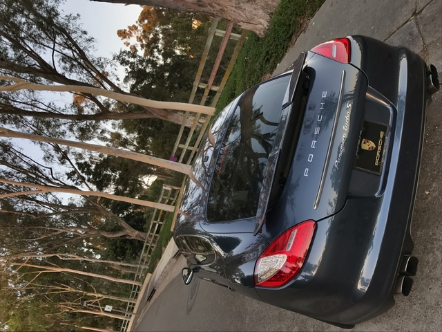 Picture of 2012 Porsche Panamera Turbo S, exterior, gallery_worthy