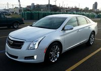 Picture of 2016 Cadillac XTS Platinum FWD, exterior, gallery_worthy