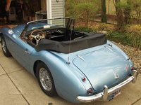 1963 Austin-Healey 3000 Overview