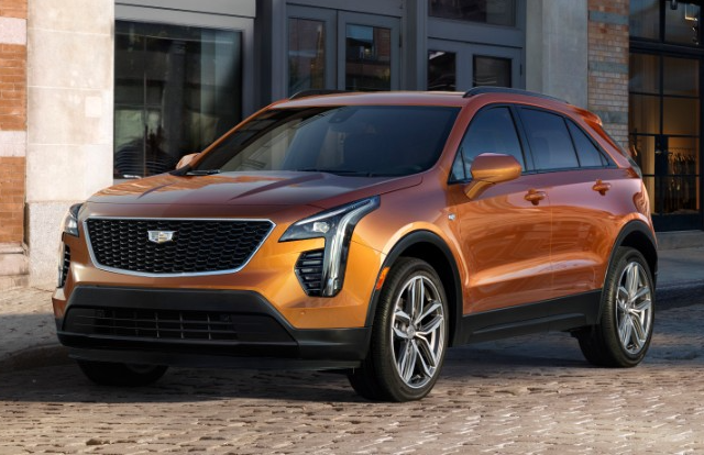 2019 Cadillac XT4, exterior, manufacturer, gallery_worthy