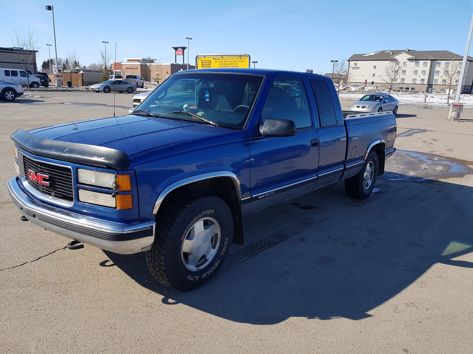 gmc 97 truck