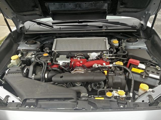 Picture of 2015 Subaru WRX STI Limited, engine, gallery_worthy