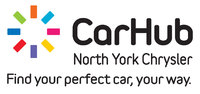 CarHub North York Chrysler logo