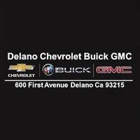 Delano Chevrolet Buick GMC logo