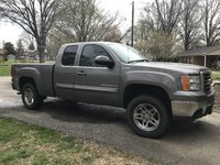 Picture of 2009 GMC Sierra 1500 SLE Ext. Cab 4WD, exterior, gallery_worthy