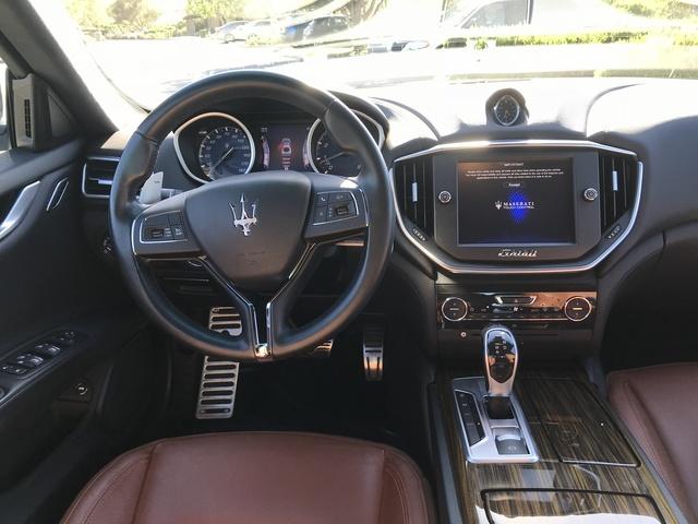 2014 Maserati Ghibli - Interior Pictures - CarGurus