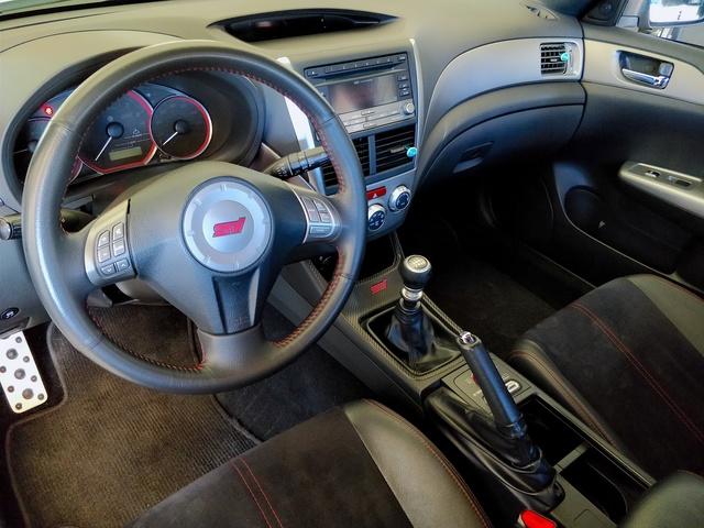 2010 Subaru Impreza Wrx Sti Interior Pictures Cargurus