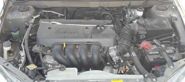 Picture of 2005 Toyota Corolla LE, engine, gallery_worthy