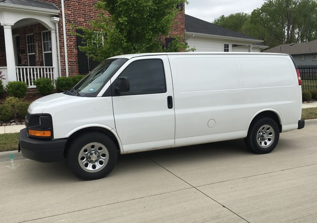 Picture of 2004 Chevrolet Express Cargo 1500 RWD, exterior, gallery_worthy