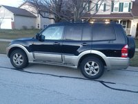 Picture of 2005 Mitsubishi Montero Limited 4WD, exterior, gallery_worthy